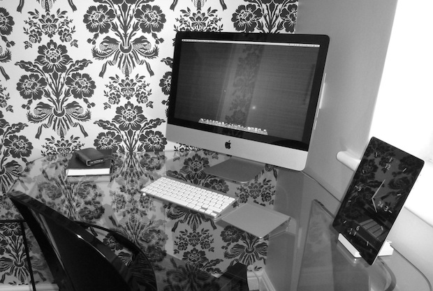 iMac and iPad setup