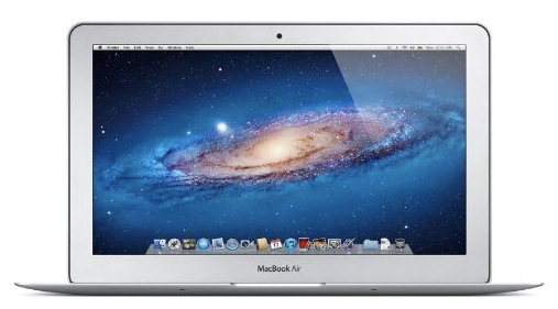 MacBook Air mid-2012