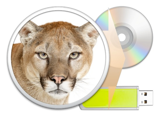 Create a OS X Mountain Lion Boot Install DVD or USB Drive with LionDiskMaker