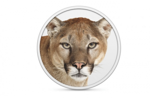 OS X Mountain Lion GM