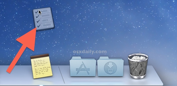 Remove Dock Icon from OS X Mountain Lion