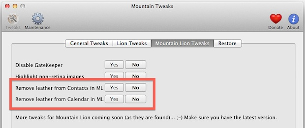 Remove Leather UI from Mountain Lion apps