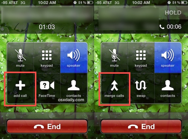Add and Merge Calls on iPhone to Make a Conference Call