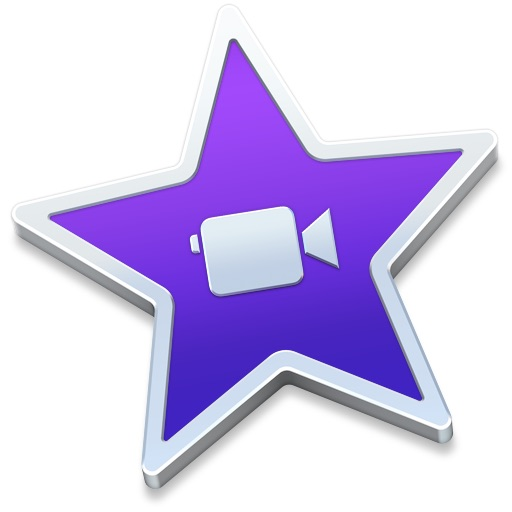 Removing audio tracks from video with iMovie in Mac OS X