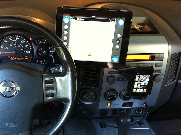 Investigators Mobile iOS Setup with iPad 3 and iPhone 4S