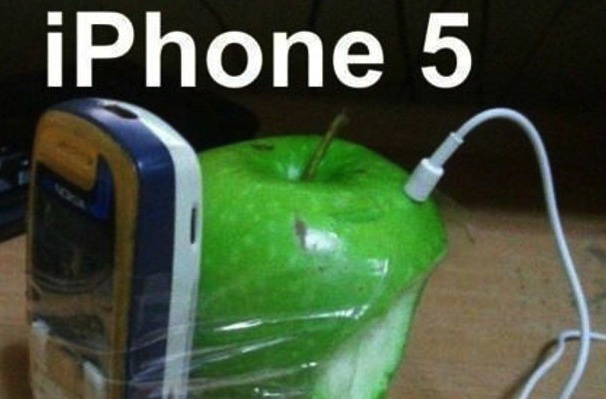 Build your own iPhone 5 knockoff