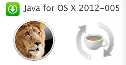 Java Update for OS X