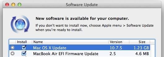 OS X 10.7.5