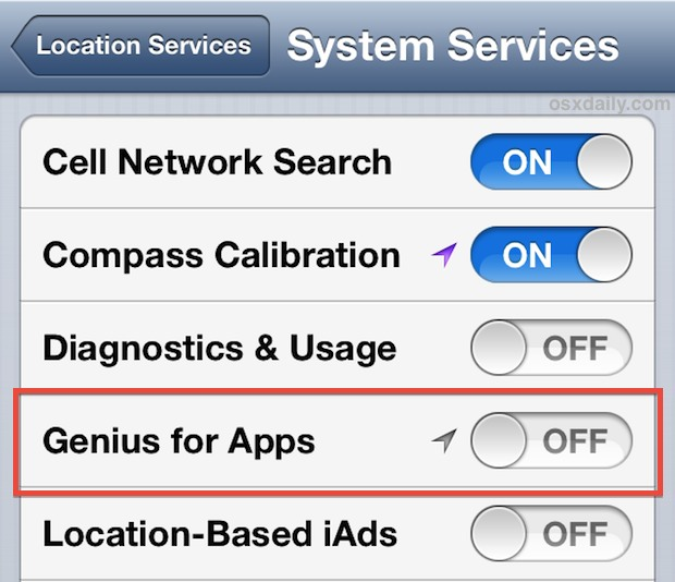 Fix the Slow App Store in iOS 6
