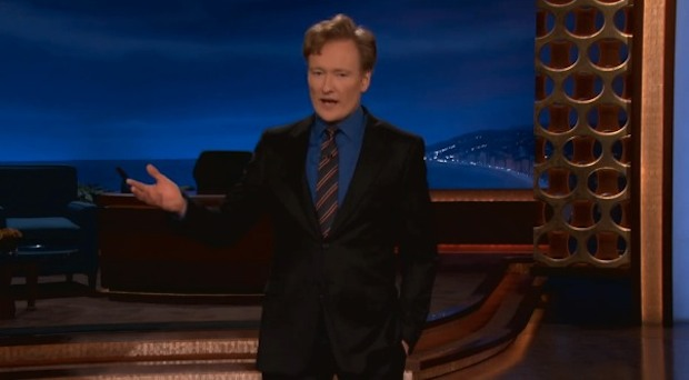 Conan Rips on iPad Mini
