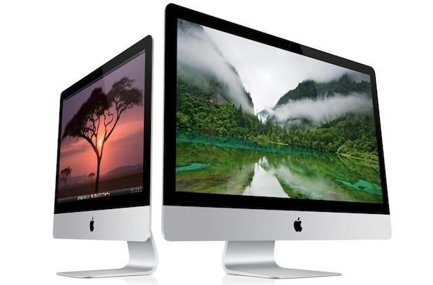New iMac for 2012