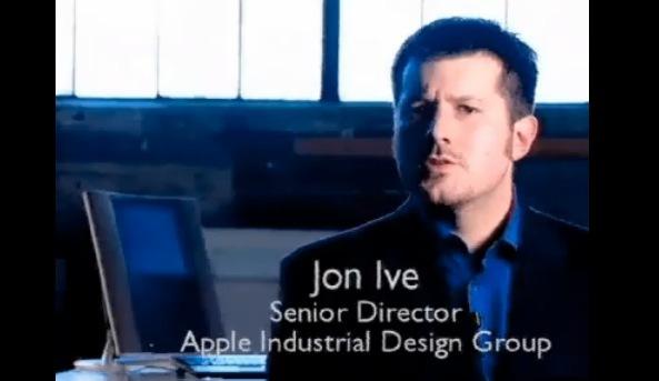 Jony Ive in 1997