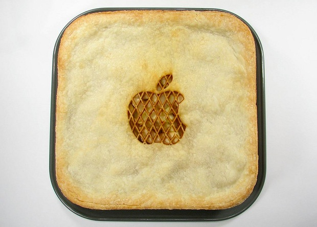 Thanksgiving Apple Mac Mini Pie