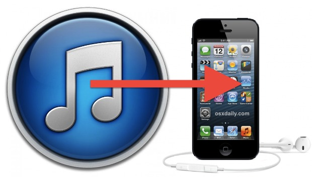 Add music to iPhone wirelessly