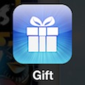 Gift apps