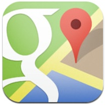 Google Maps for iPhone icon