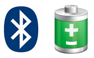 Check bluetooth device battery level in Mac OS X