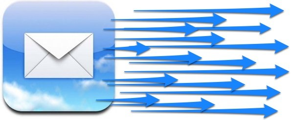 Faster iPhone email