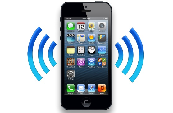 Custom vibration alerts for iPhone contacts