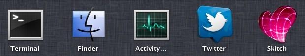 Taskboard in Mac OS X
