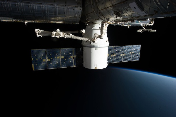 ISS and SpaceX