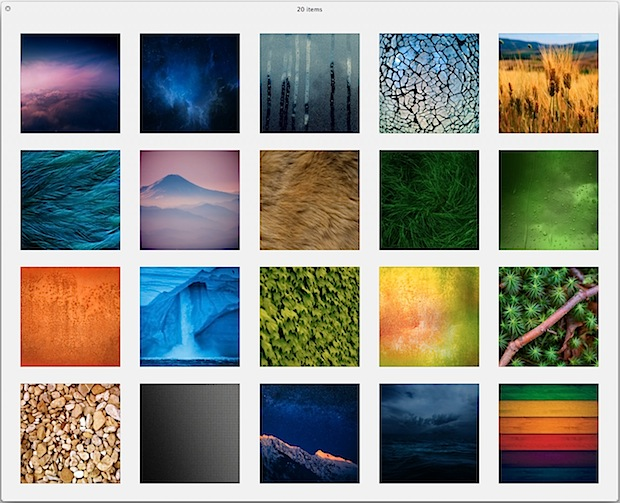 20 Awesome high resolution iPad wallpapers