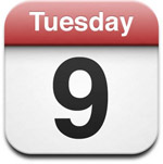 Change Calendar default alert times