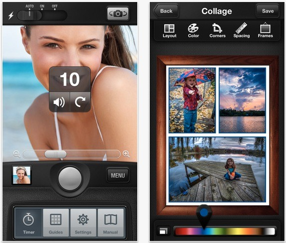 Photo Timer app