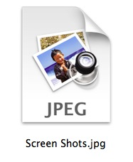 Tricks for Screen Shots in OS X