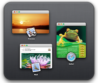 Busy desktop