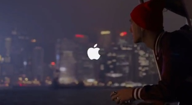 Music Every Day, iPhone 5 TV ad