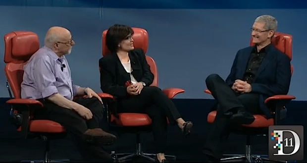 Tim Cook at D11 All Things Digital