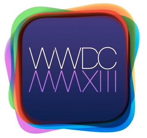 WWDC logo color icon hints