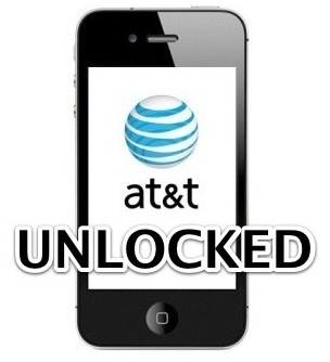 Fast unlocking an iPhone through AT&T for free