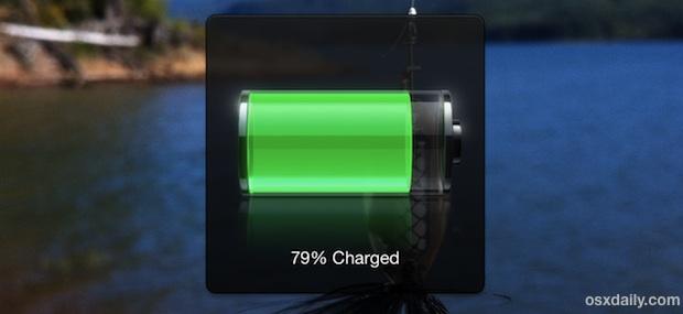 iPad battery life tips