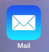 Mail icon in iOS 7