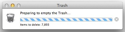 Infinitely counting Trash items when Time Machine backups are deleted