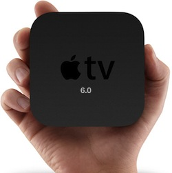 Apple TV 6.0 released