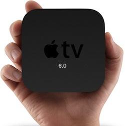 Apple TV 6.0 released