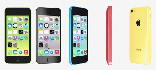 iPhone 5C TV commercial and song