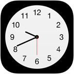 Alarm clock in iOS