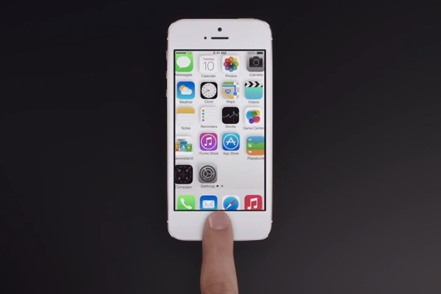 Apple iPhone 5S Commercial