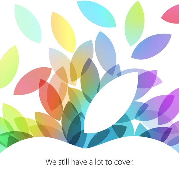 Apple October 22 invite