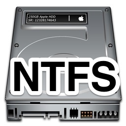 NTFS write support in Mac OS X