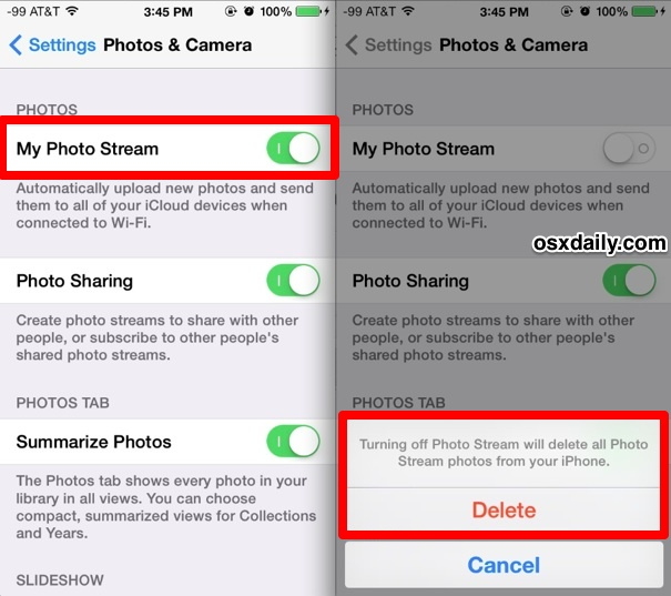 can t delete photos from iphone ios 7 tips and tricks page 6 18327