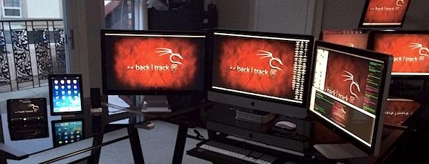 Dual displays and an iMac