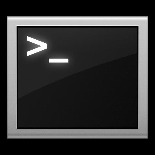 Terminal in Mac OS X
