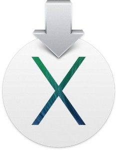 Re-downloading the OS X Mavericks installer