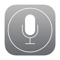 Siri logo after iOS 7