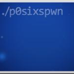 p0sixpwn jailbreak for iOS 6.1